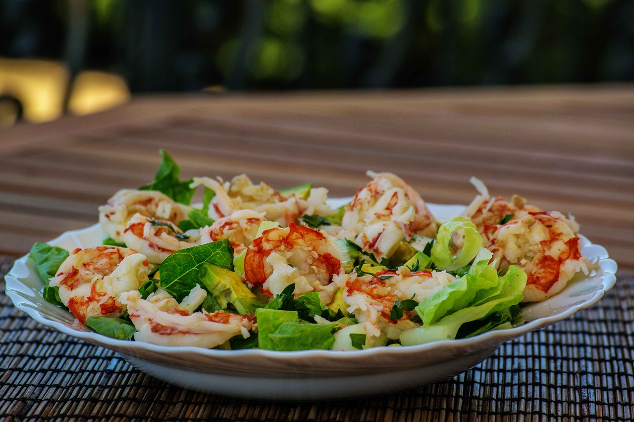 Shrimp Salad Recipe Recipe Ideas